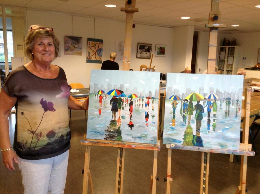 Annette van der Leden, foto