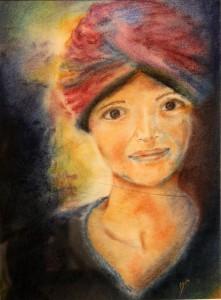 Ank, schilderij vd maand mrt 2015